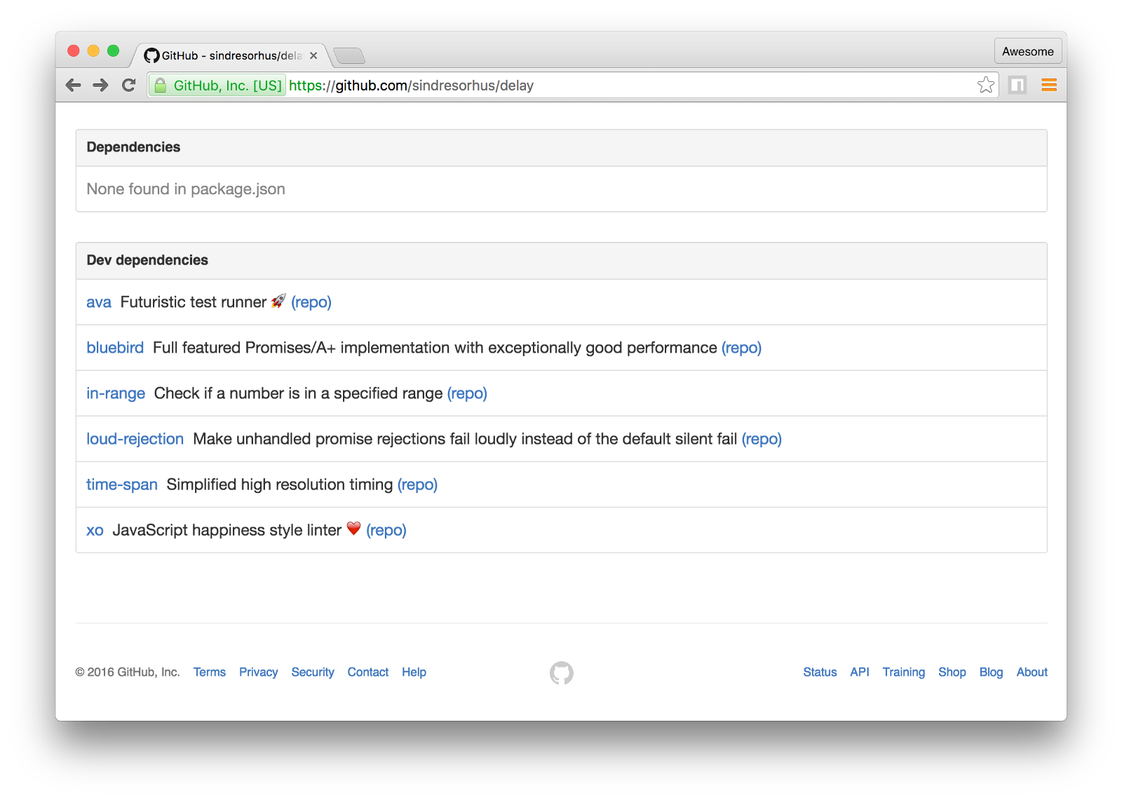 how to add dependencies to package.json using npm