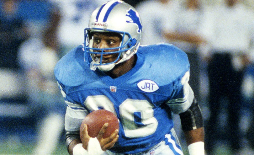 7cc97fa5 In ten seasons, Sanders was a ten-time Pro Bowler, ten-time All-Pro, and  four-time rushing leader ('90, '94, '96, and '97), he won the NFL MVP ('97)  and two ...