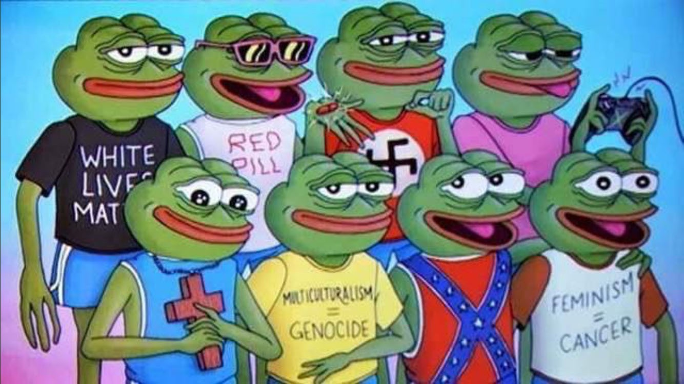 A Normies Guide To The Alt Right The New Right Their Tactics For