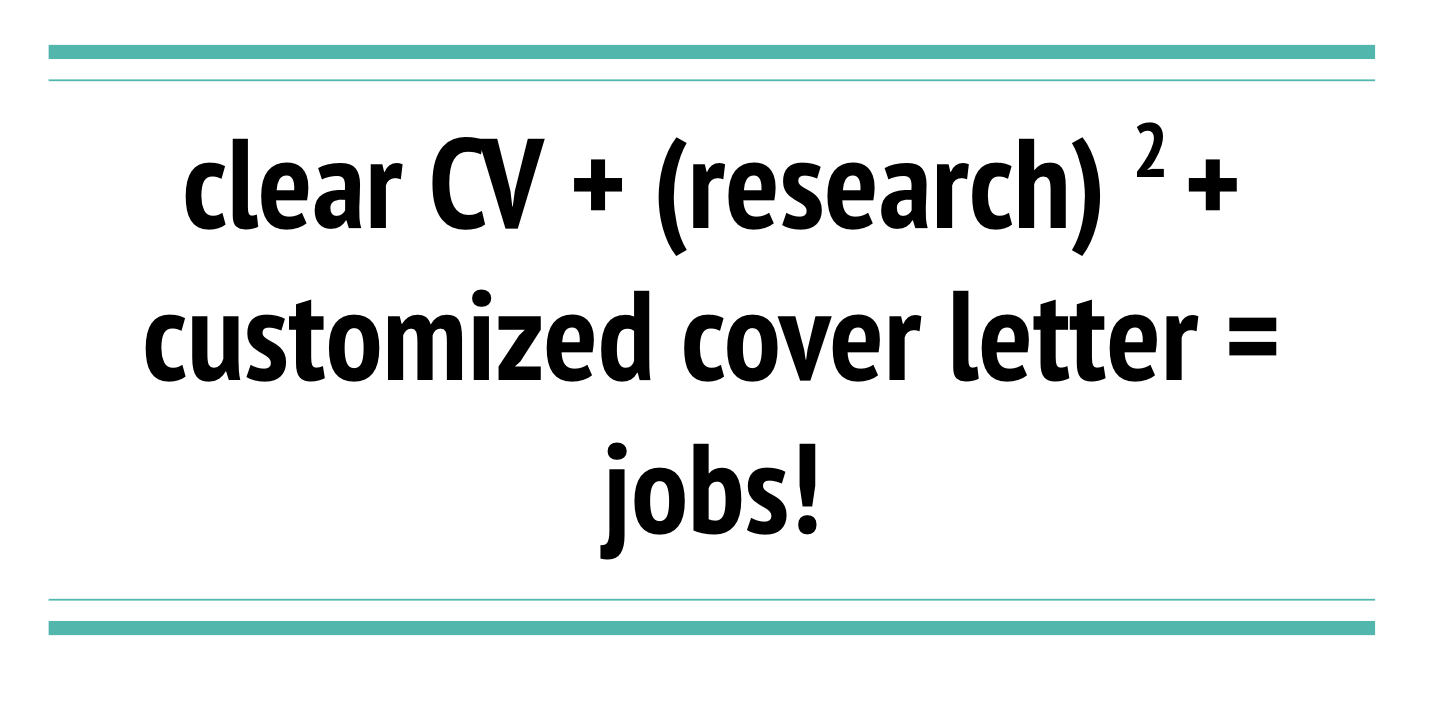 Cover Letter A Lot So Dont Take The Risk There Are Some Seriously Kickass Jobs On Line Be Good At What You Do Put In Effort And Follow
