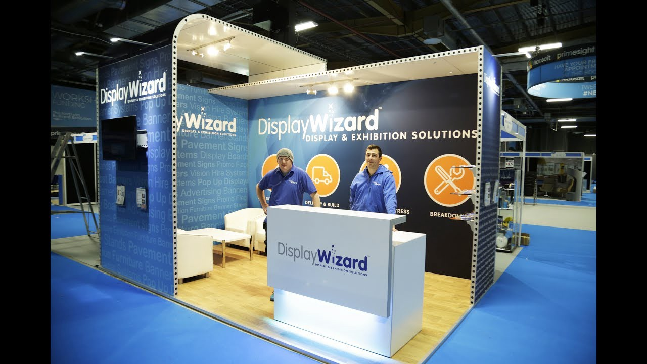 Best Exhibition Stand Ever : Choosing the best exhibition stand builder company