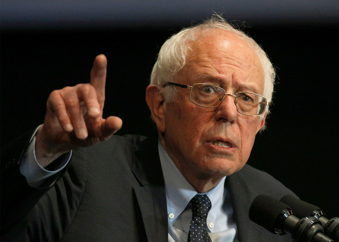 the speech of bernie sanders during his presidential campaign announcement The democratic presidential candidate bernie sanders told throughout his campaign in a sparsely attended and hurried announcement speech.