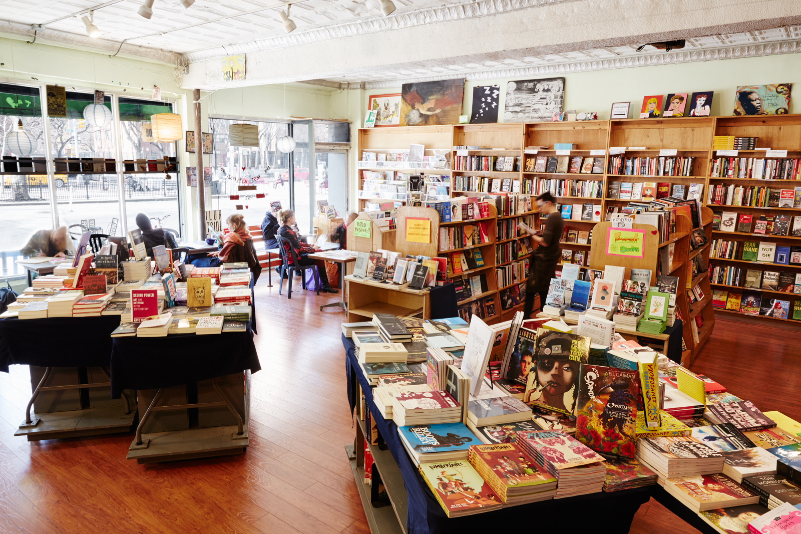 6 nyc bookstores that are way better than the strand