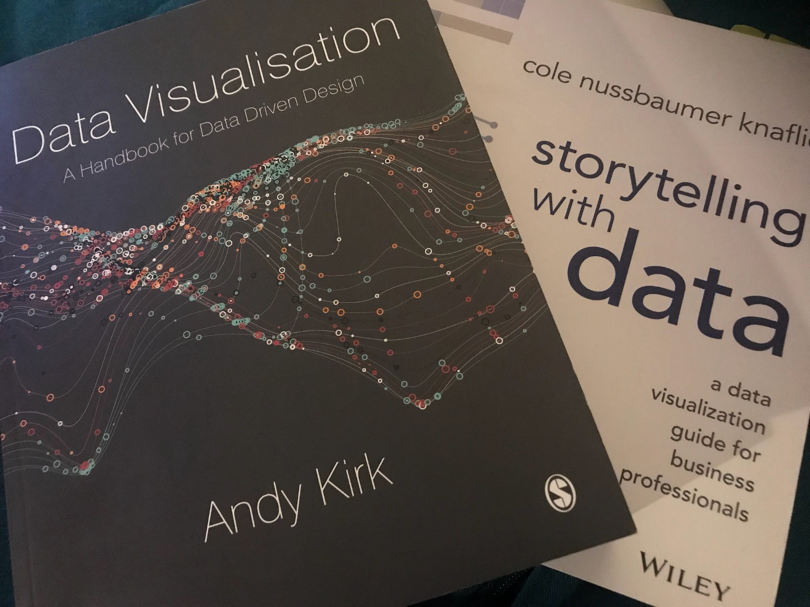 What data visualisation has taught me so far