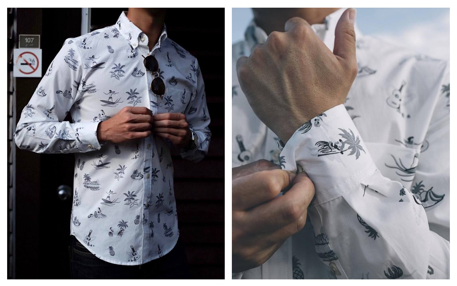 Aloha Shirts: It's No More Your Dad's Old Favorite Shirt!