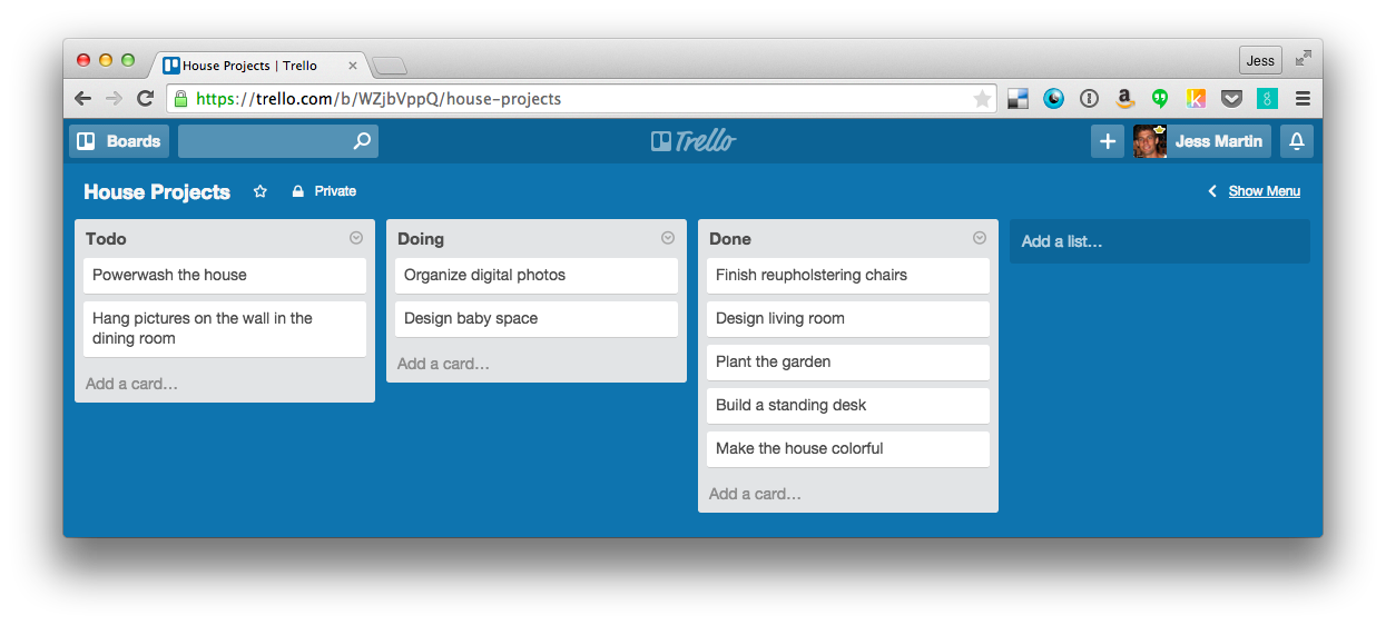 Why You Should Use Trello For Damn Near Everything