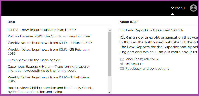 Weekly Notes: legal news from ICLR — 11 March 2019 – The ICLR – Medium
