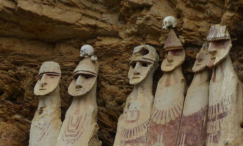The enigmatic 600-year-old mystery figures of Karajia Peru will leave you stunned