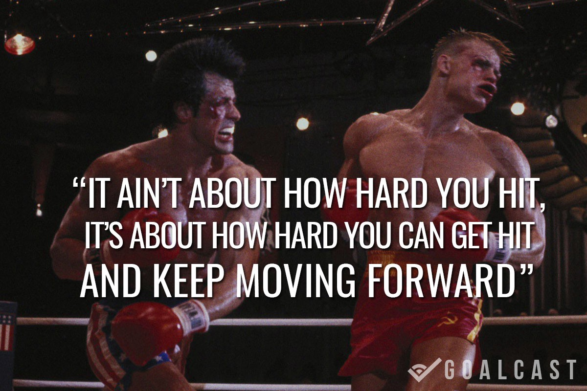 20 Encouraging Quotes About Moving Forward From A Bad: Rolling With The Punches: 5 Strategies That Taught Me