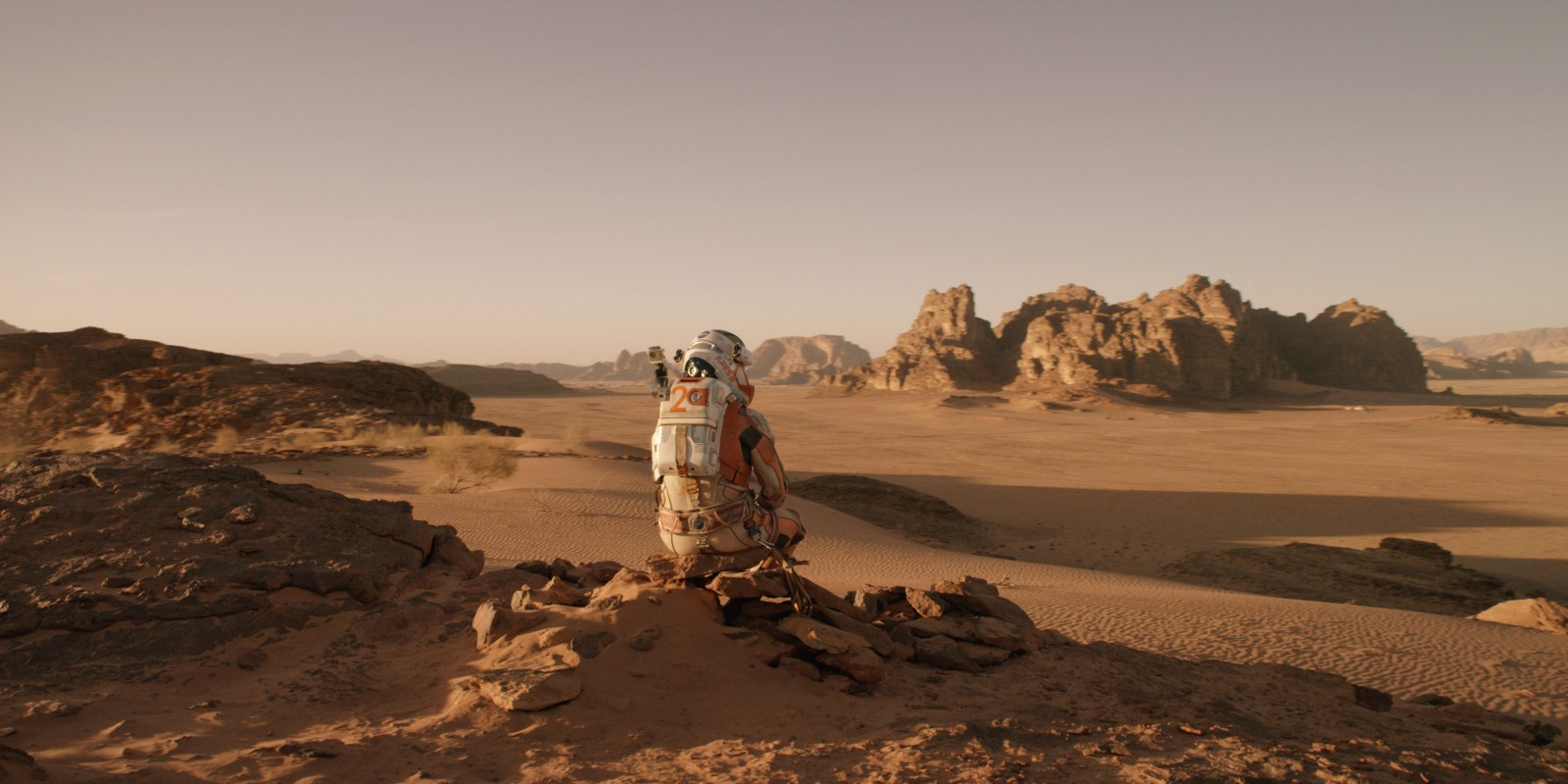 Why give a F**k about Colonizing Mars?