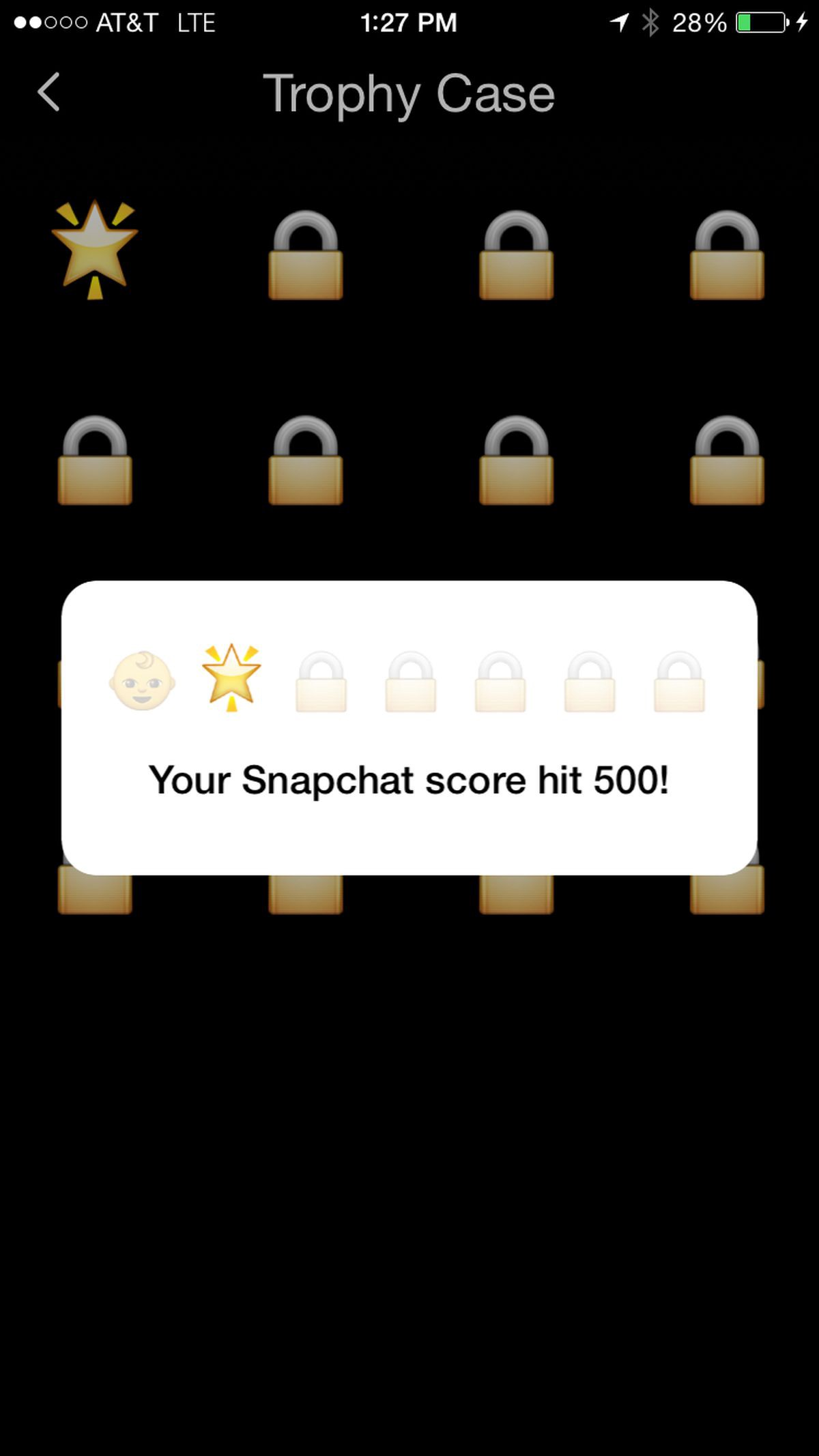 Updated the complete guide to snapchat trophies all things snap how do i access my trophy cabinet ccuart Image collections