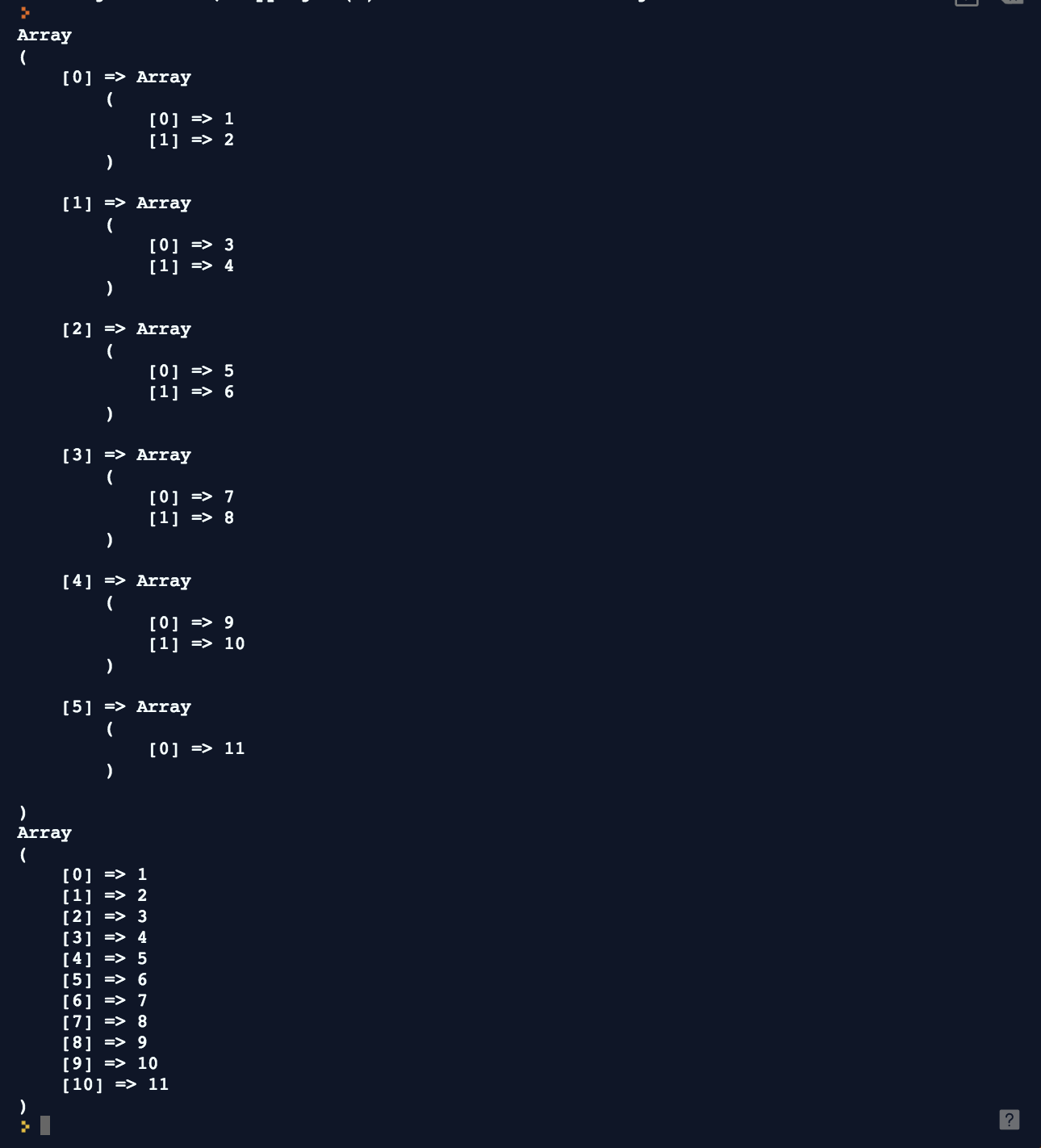 string contains php array