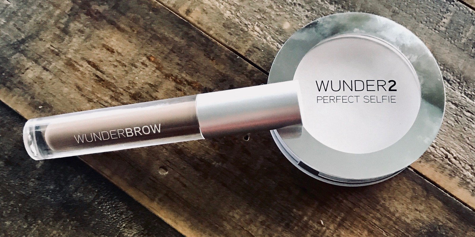 Wunder2 Wunderbrow Eyebrow Gel Perfect Selfie Finishing Powder