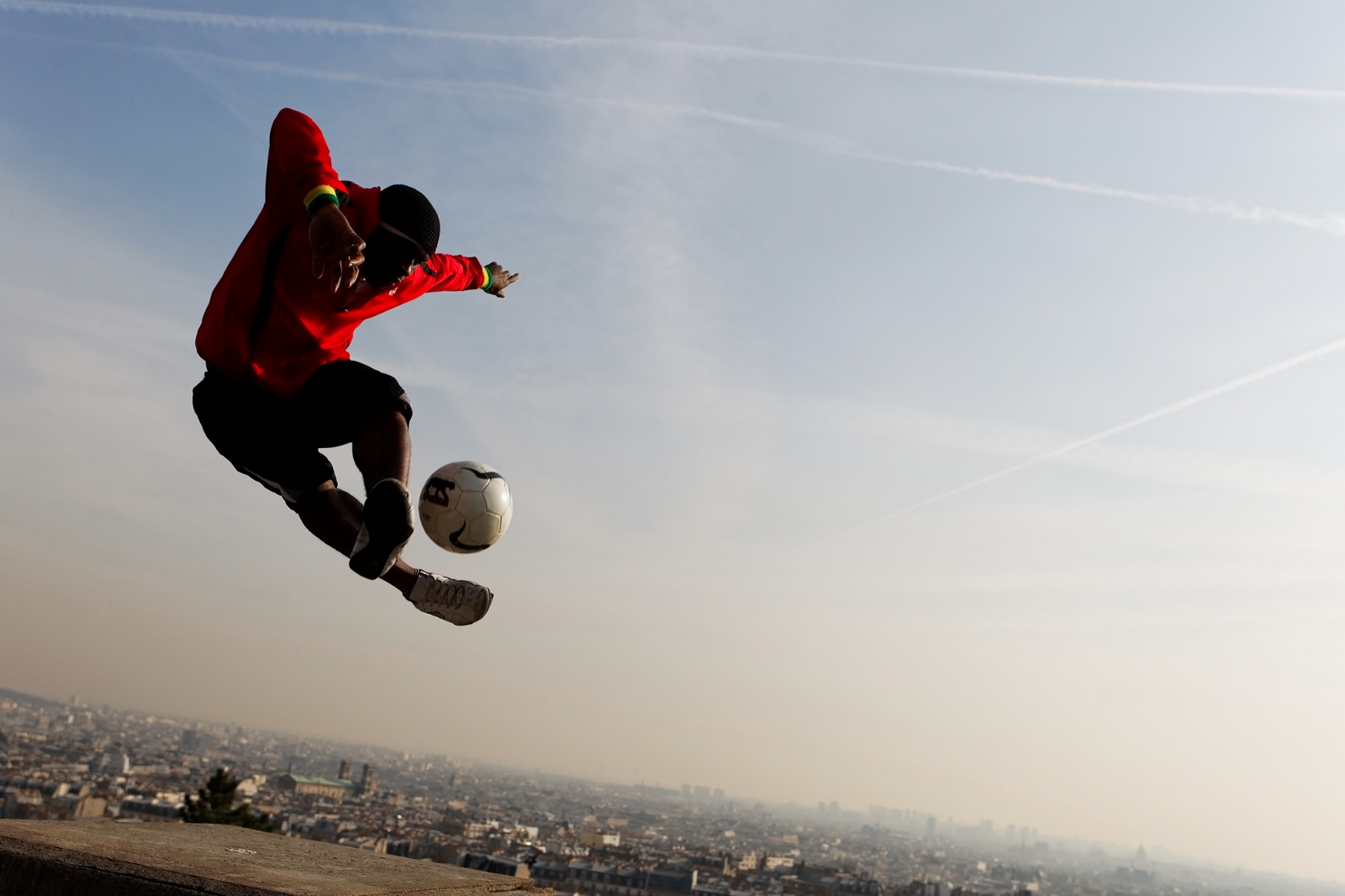 Soccer freestyle