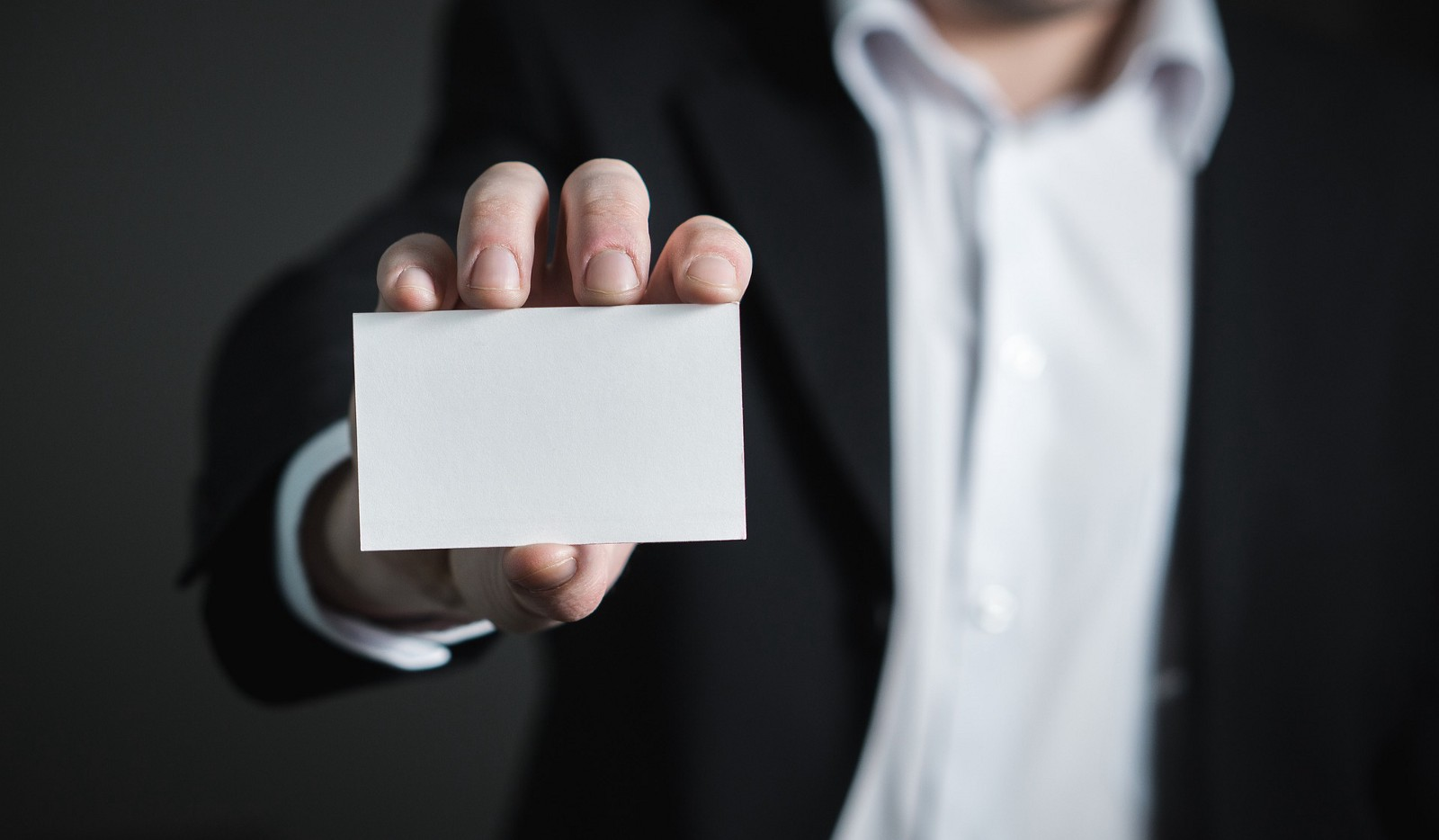 Designing A Business Card What Goes On The Back David Dobbs Medium