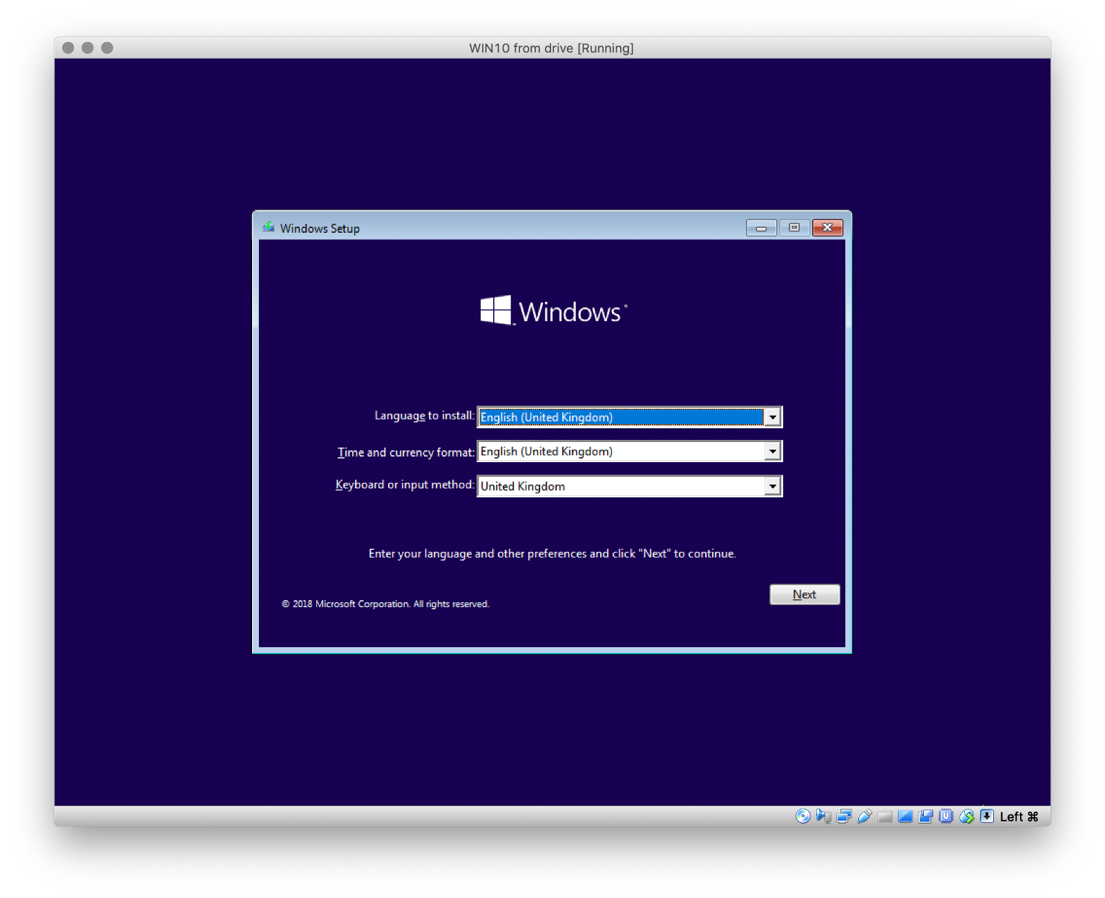 install windows on macbook air without external drive