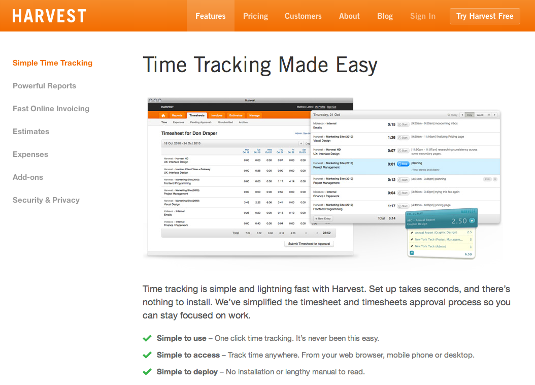 Top Time Tracking And Billing Software Solutions - Timekeeping and invoicing software