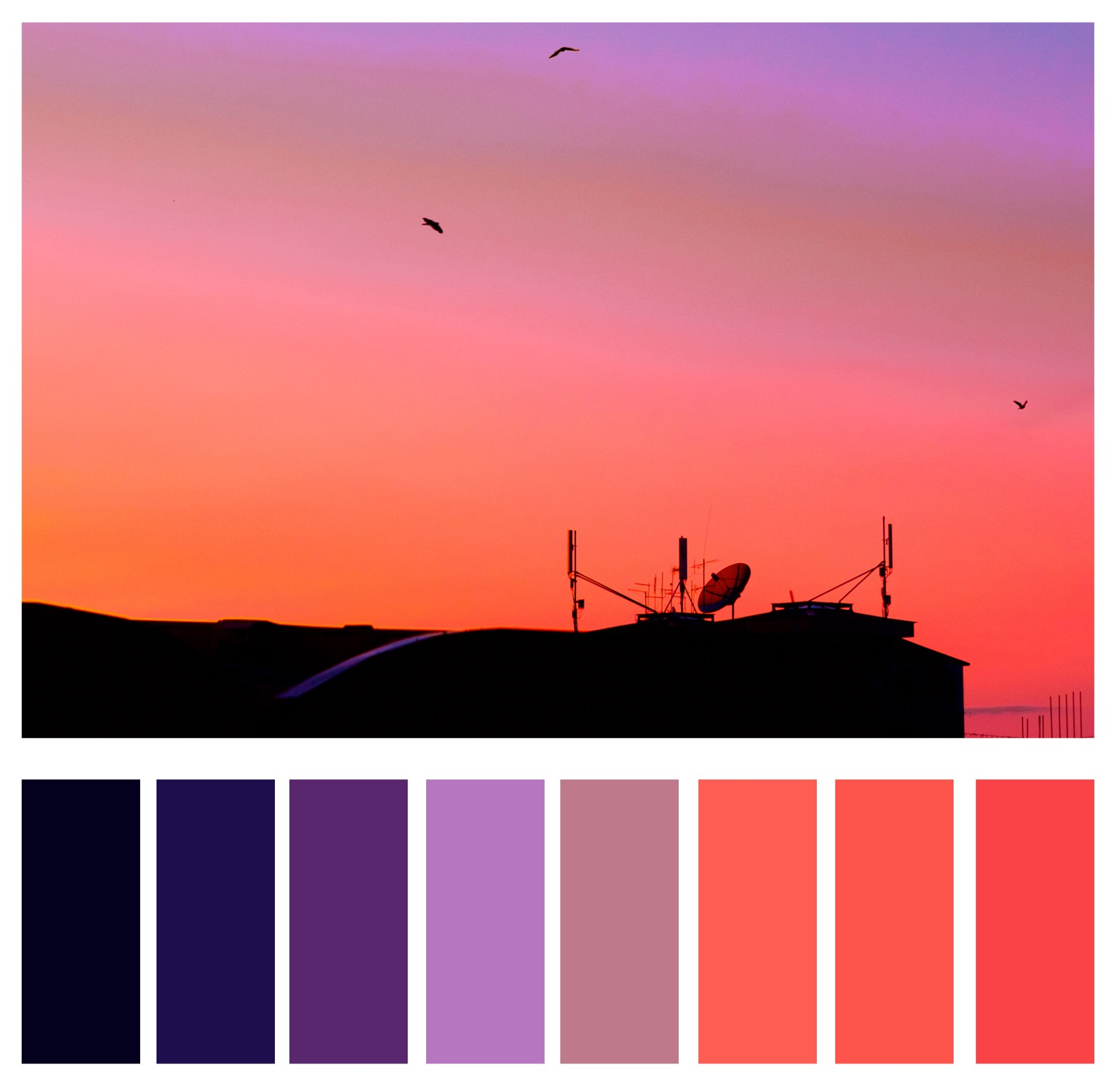Figure 1c Tertiary Colors Are Often Used To Create Visual Interest And Make For Other Worldly Vibes