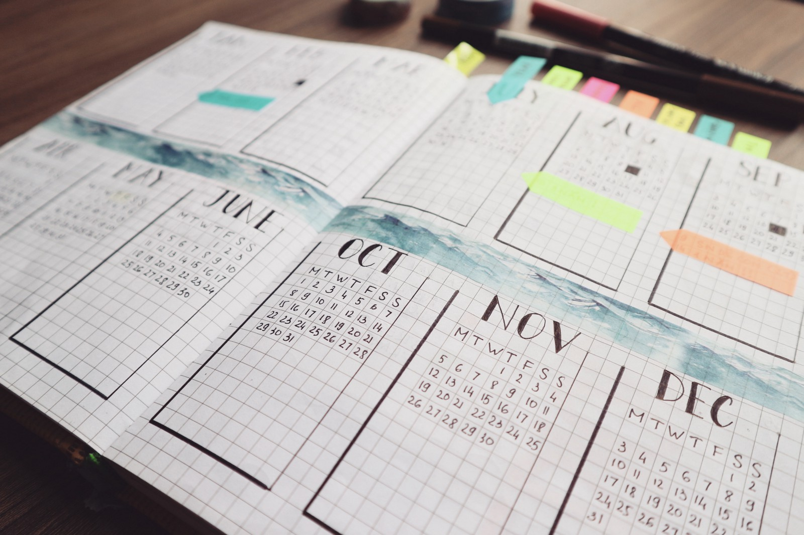 Bullet journals. The best organizational system ever. The end to  procrastination and laziness and forgetfulness. The solution to world  hunger.