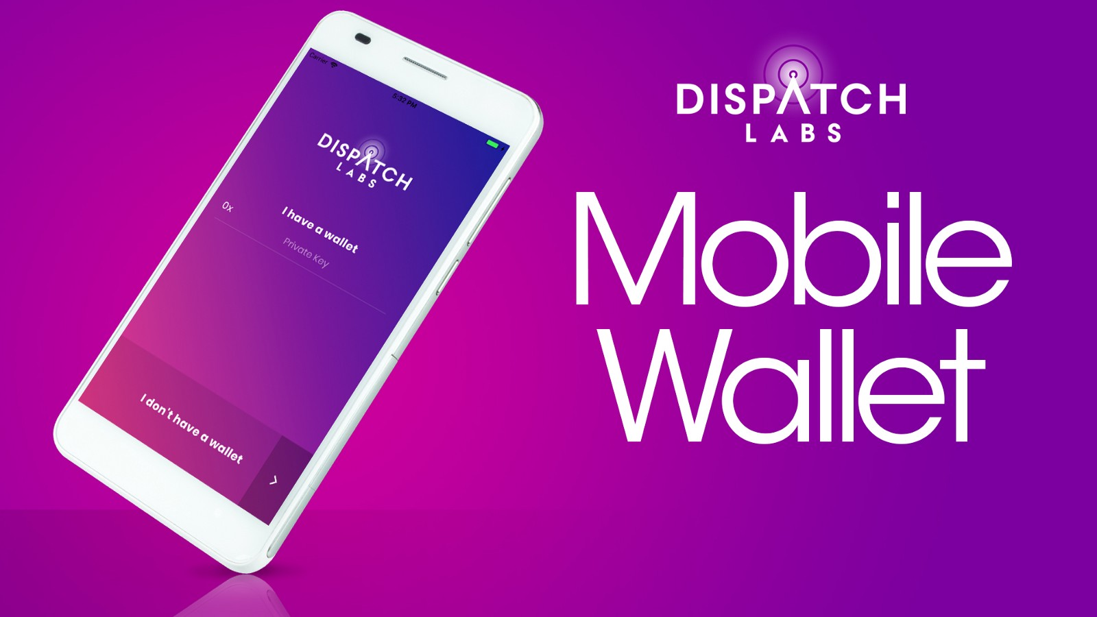 The Dispatch Mobile Wallet Is Here Your Giddiness Is Understandable