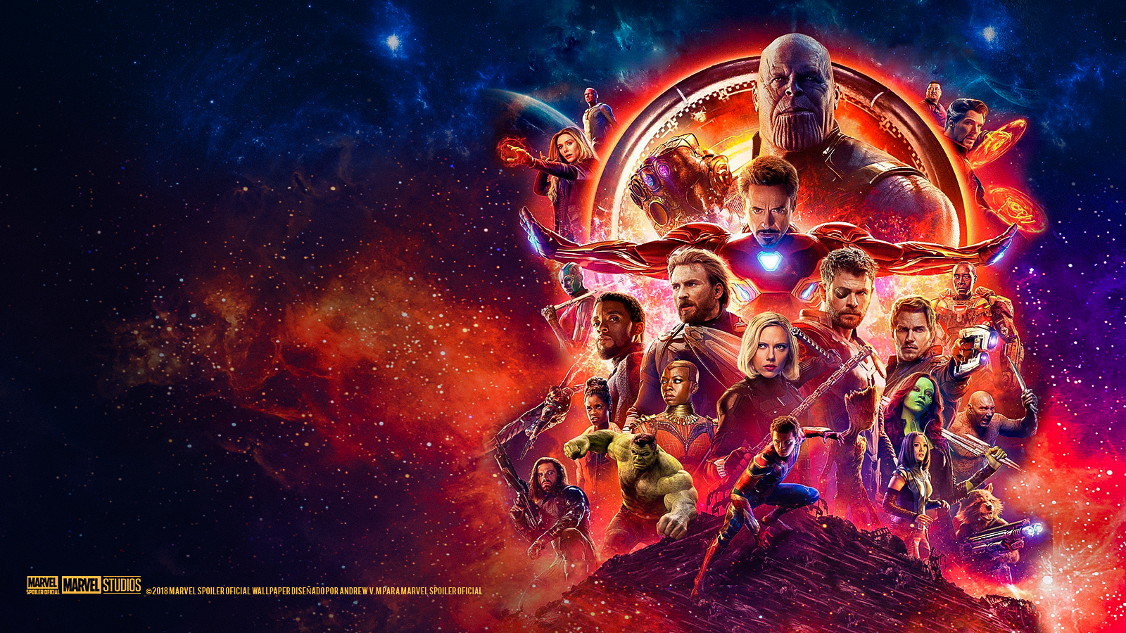 avengers: infinity war — movie review (revised) – dania yamout – medium