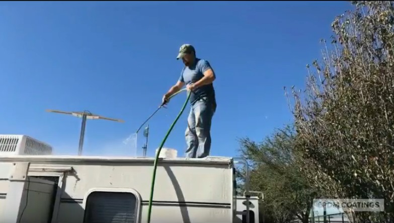 How To Cost Effetely Repair Maintain A Rv Roof Nicole Martains