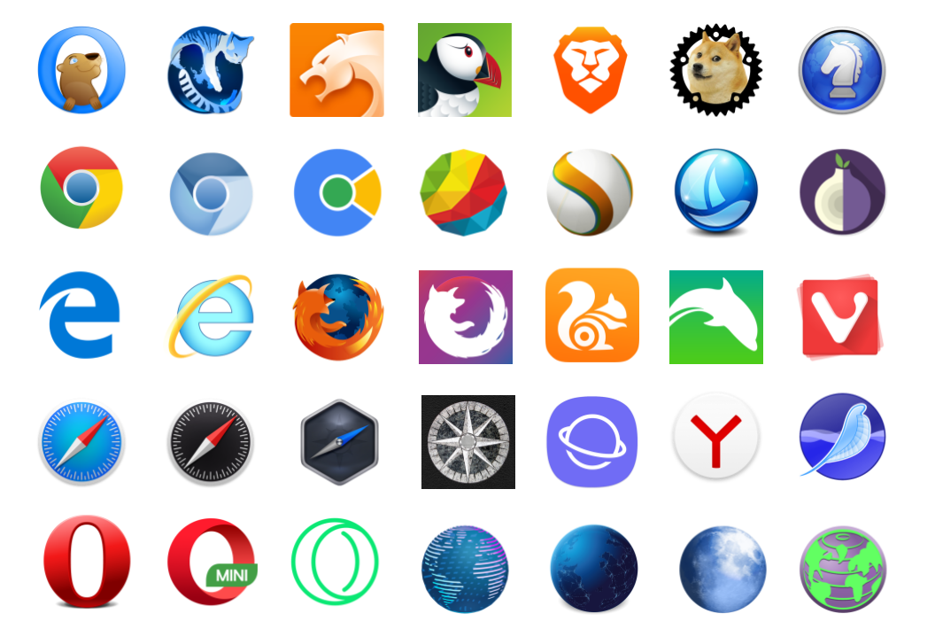 Because Browser Diversity Is Good For The Web
