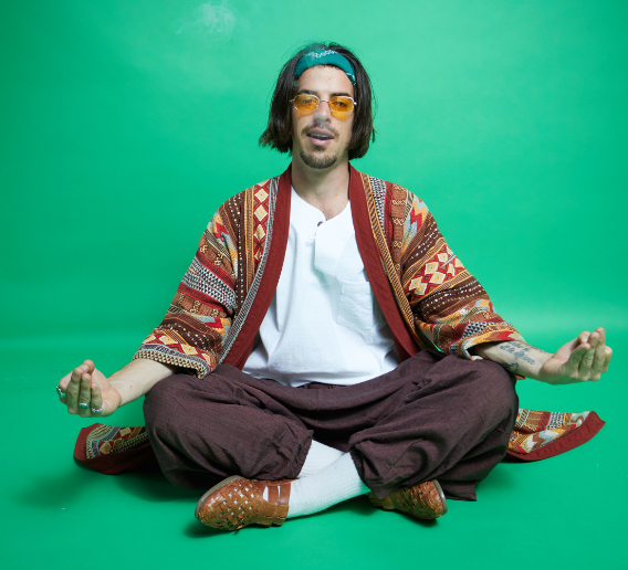 everything for 420 phil meditating