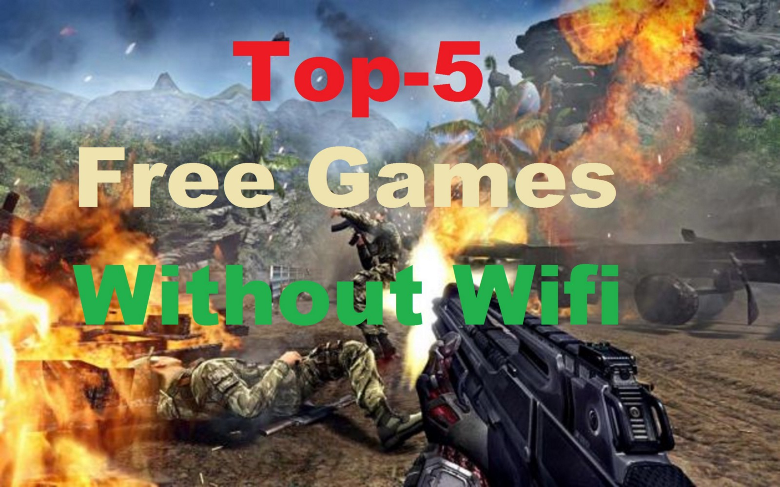 Top ten Offline games for android phone