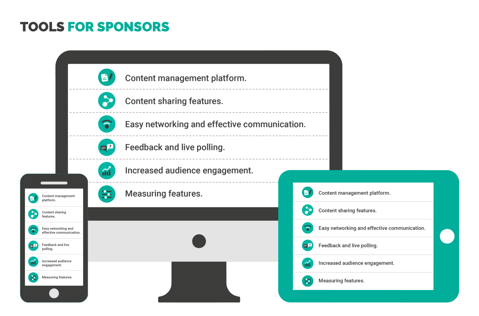 Connect With Your Target Market Why Sponsor An Event