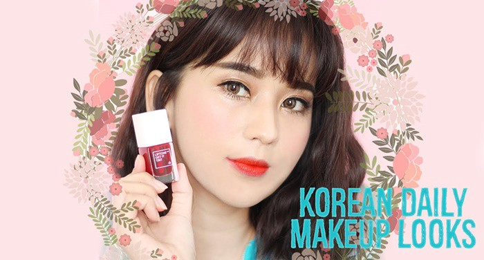 Makin Cantik Dengan 6 Make Up Simpel Ala Artis Korea