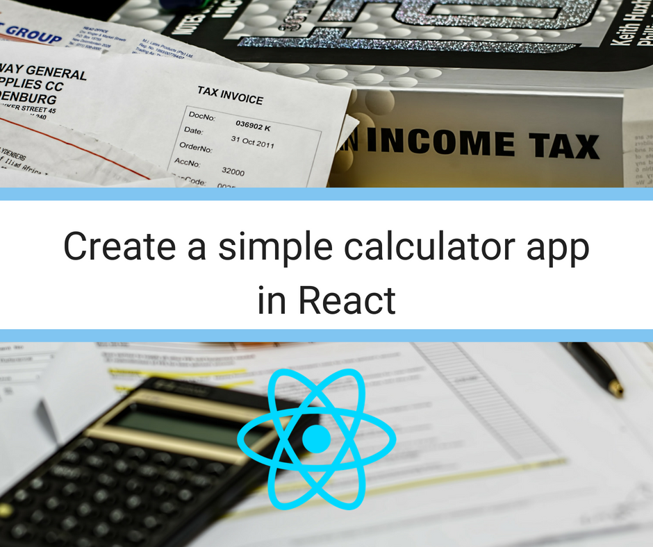 how to create a simple calculator