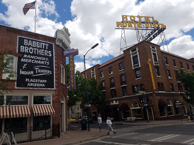 Downtown Flagstaff Is A Mecca Of Unique S Tasty Local Restaurants And Eclectic People Walk Around Enjoy The Sights Don T Forget To Stop In