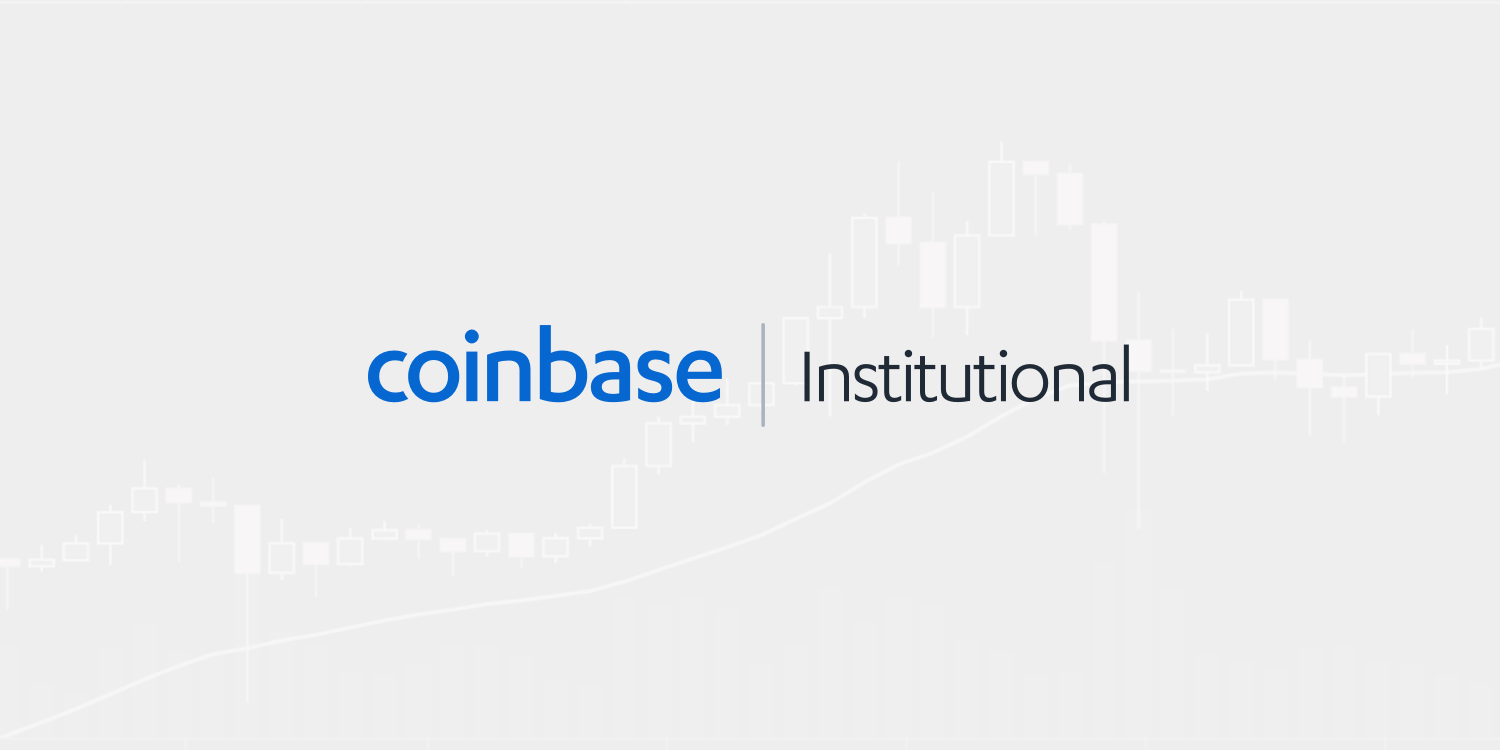 Coinbase Announces the Launch of New Products for Institutional Investors