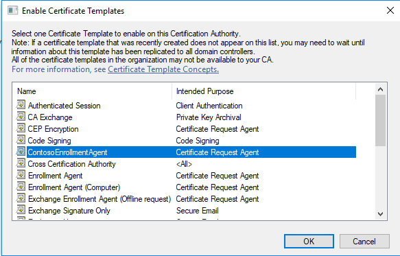 Next I Am Going To Go My User Certificates Through An Mmc Console And Request New Certificate As Shown Below