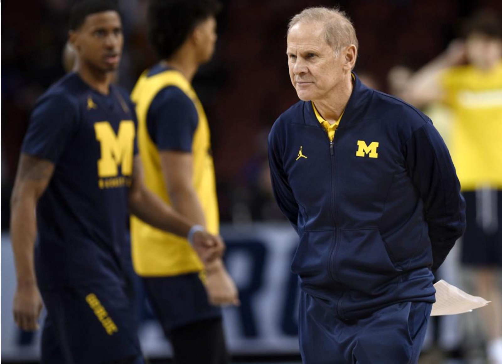 John Beilien Has Long Been Considered One Of The Best Coaches In Basketball Regardless Level He Runs An Offensive System That Many Know As 2 Guard