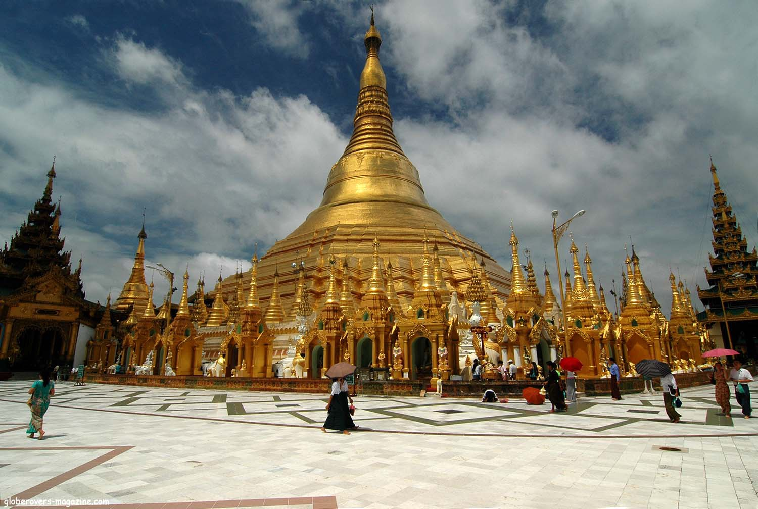 This Is The Largest City Of Myanmar And Was Well Known As Rangoon Previously You Can Visit 2 500 Year Old Shwen Paa There