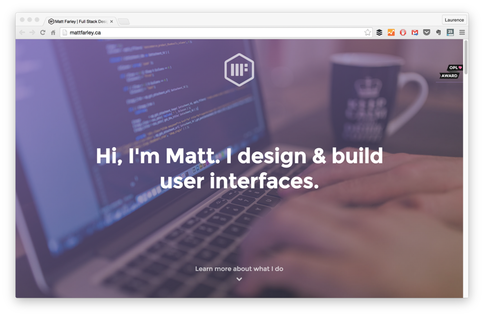 Iets Nieuws 15 Web Developer Portfolios to Inspire You – freeCodeCamp.org #HU81