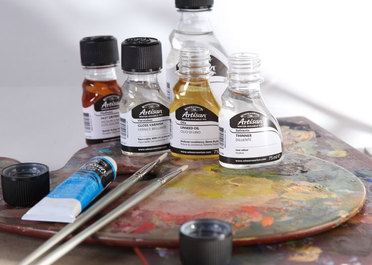 Oil Painting Solvents Vs Mediums