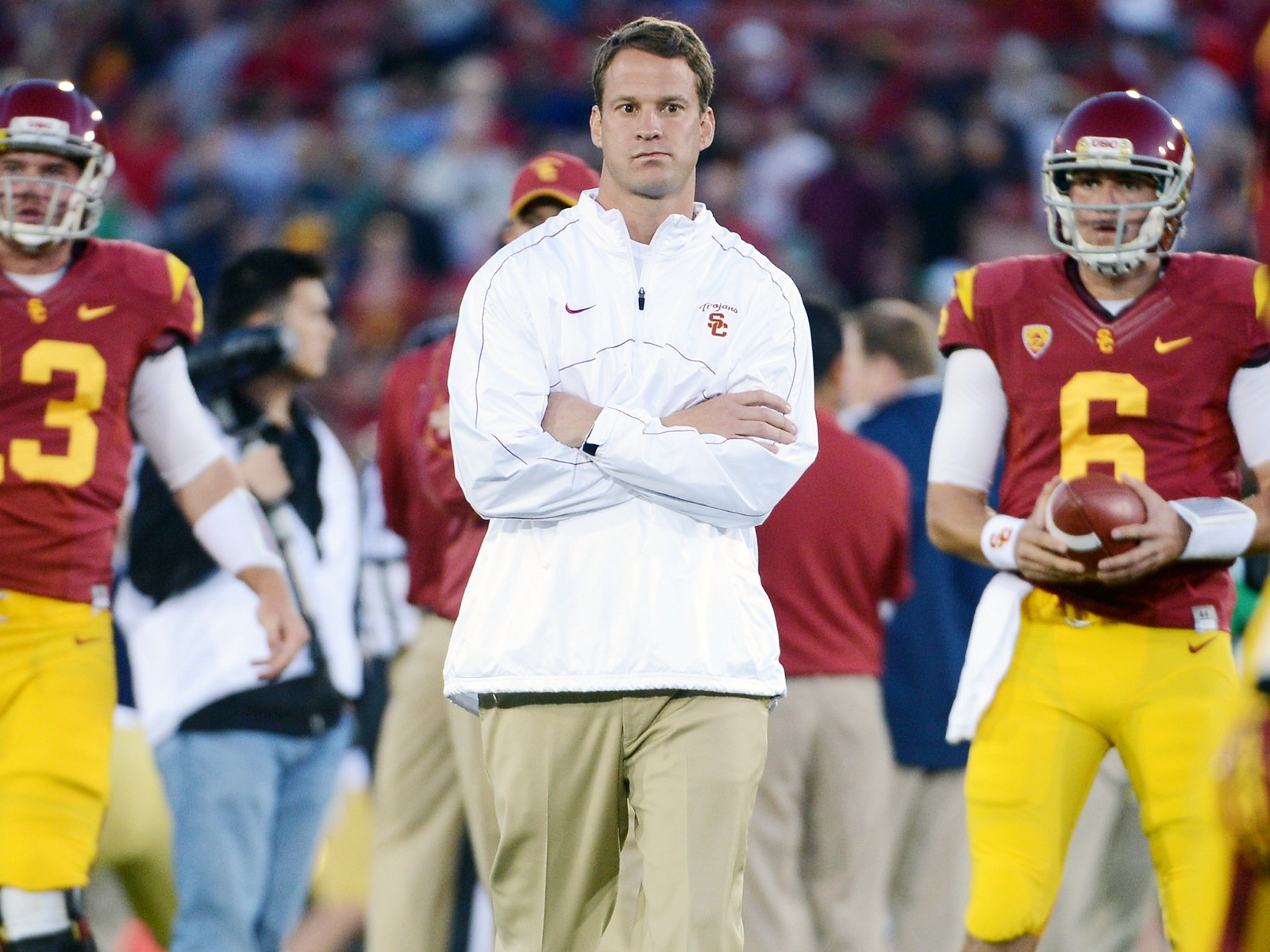 lane kiffin the football genius and overrated head coach
