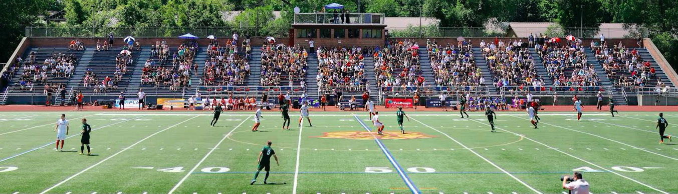 4306ca74a Stockade FC vs. Greater Lowell United FC — 851 fans in crowd! (May 2016)  Photo  Mario Rabadi   FairPlay Magazine