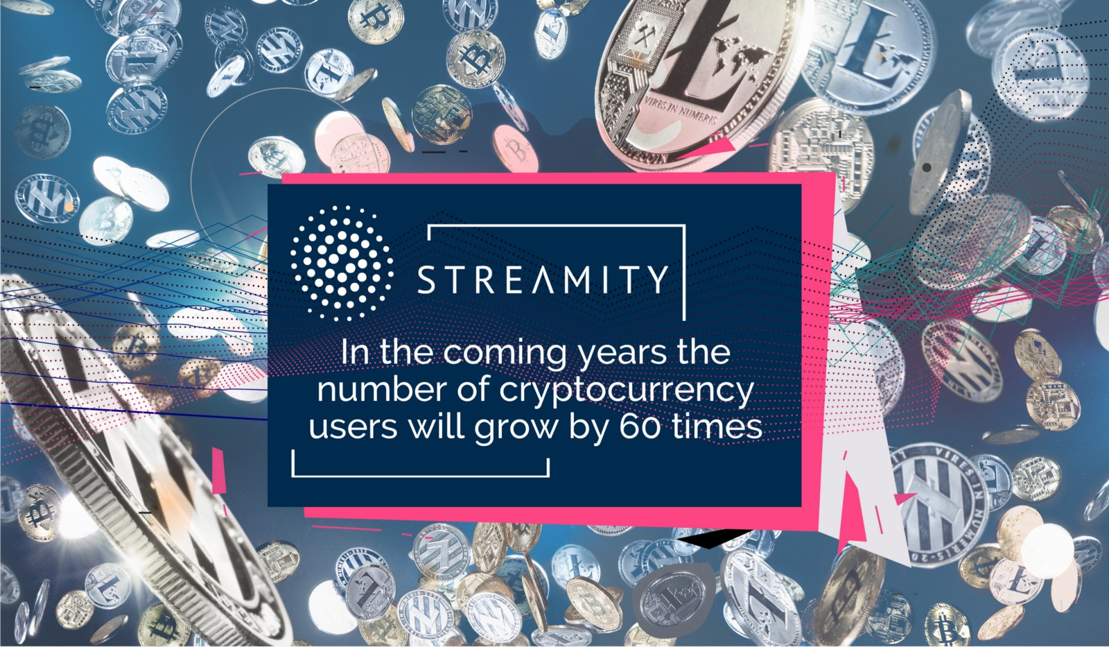 In the coming years the number of cryptocurrency users will grow by 60 times - 웹