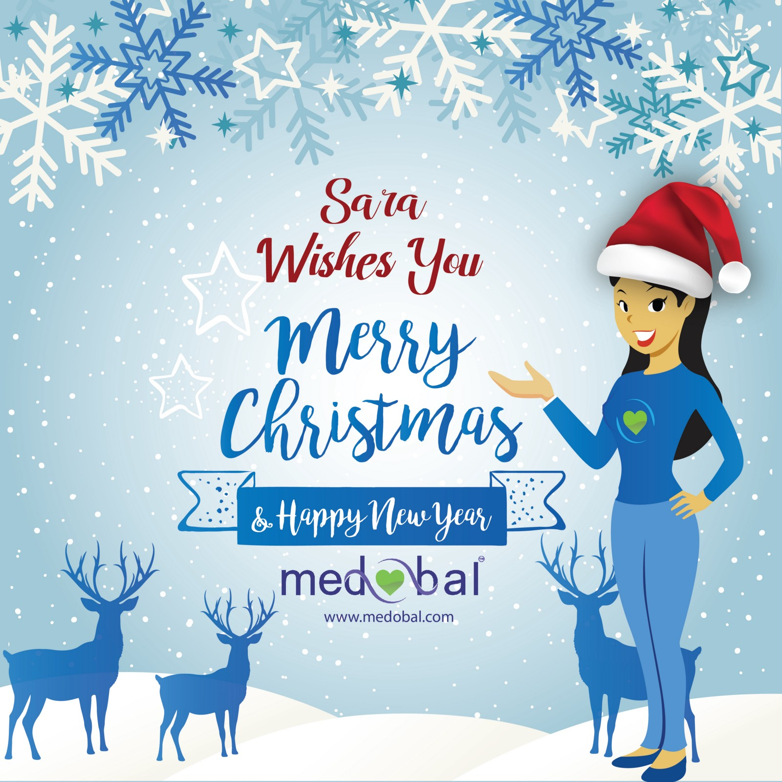 we wish you a happy and joyful christmas and a prosperous new year filled with health happiness and spectacular success team medobal