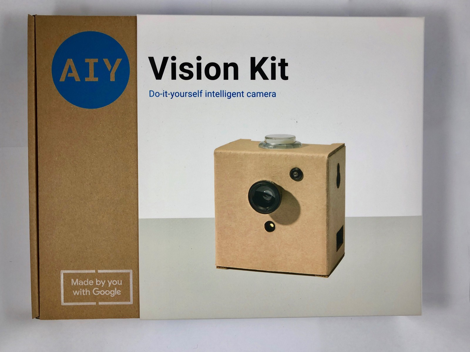 9b90597d5 Hands on with the AIY Projects Vision Kit – Alasdair Allan – Medium