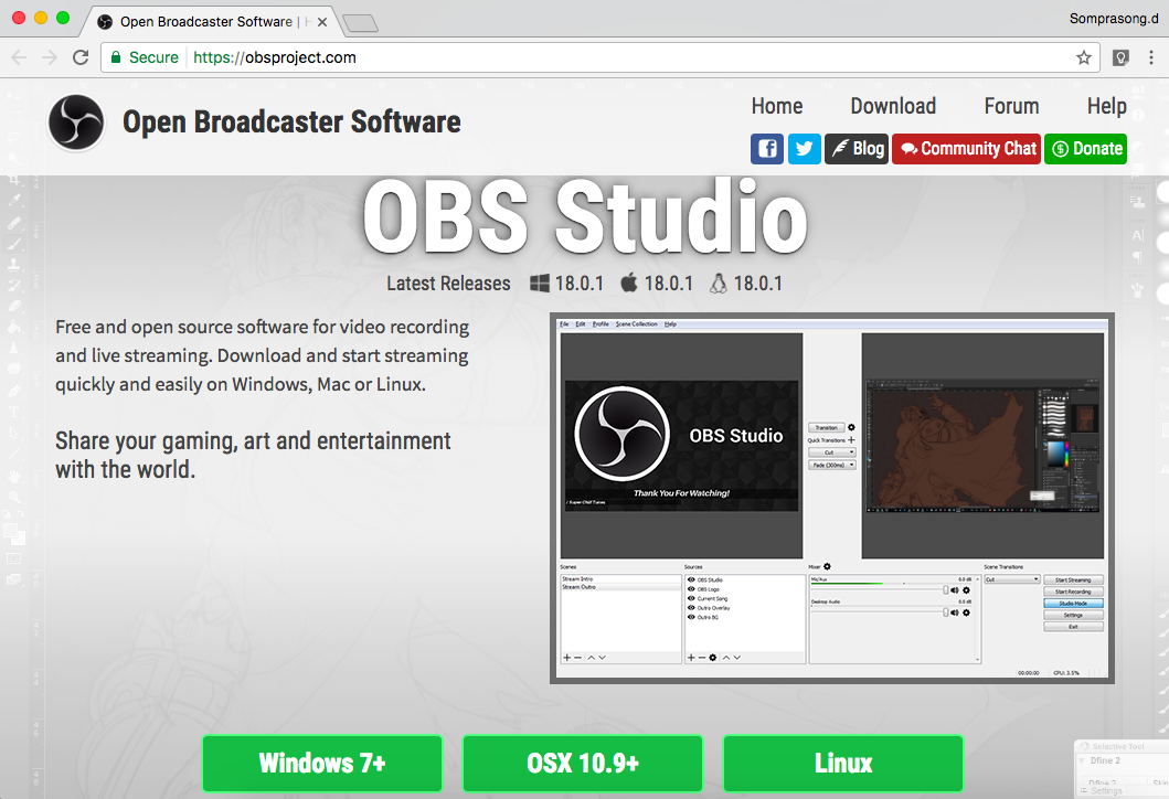 how to get a stream key for youtube obs