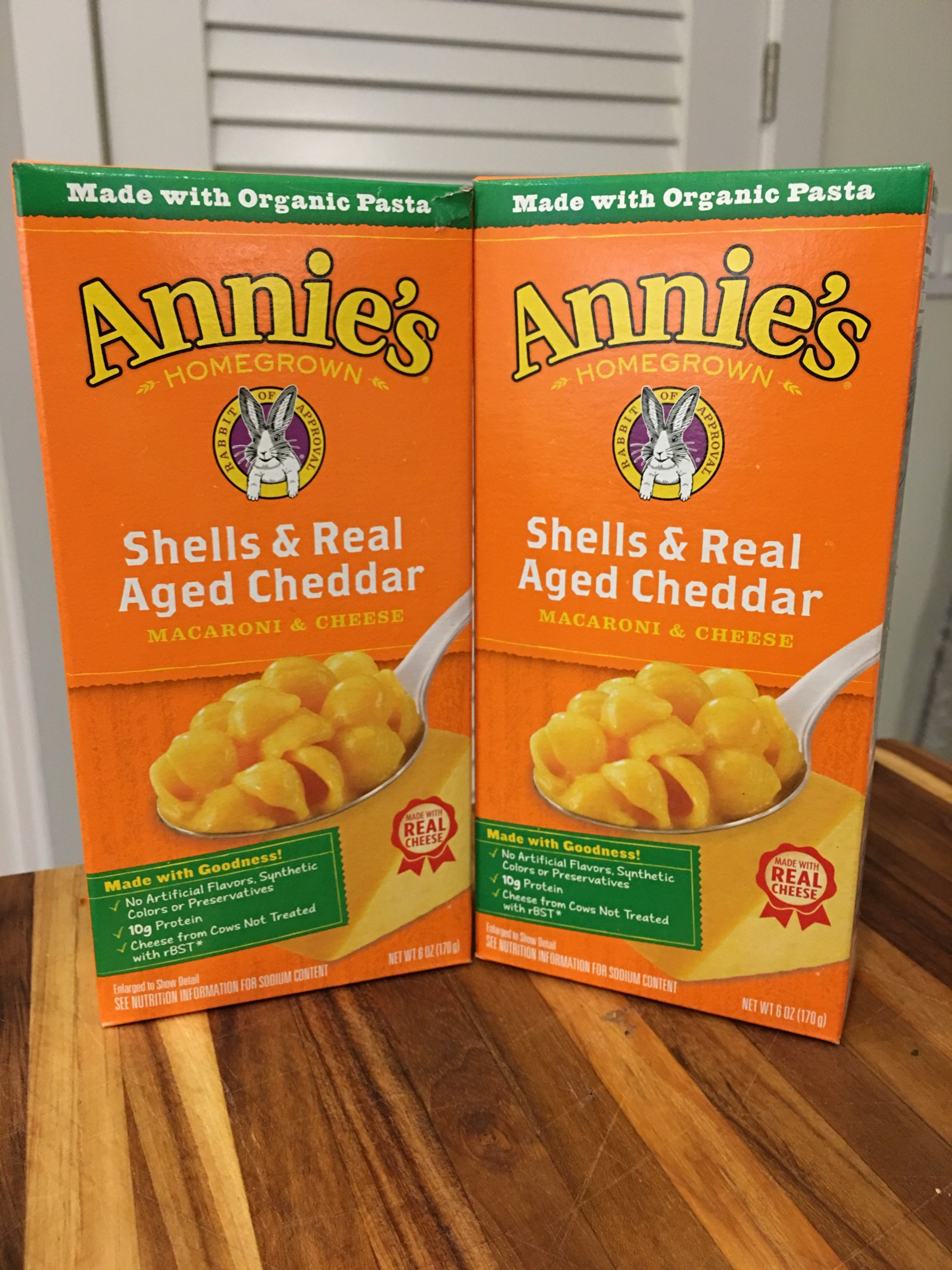 My First Time Trying Annies Macncheese Emily Benjamin Medium