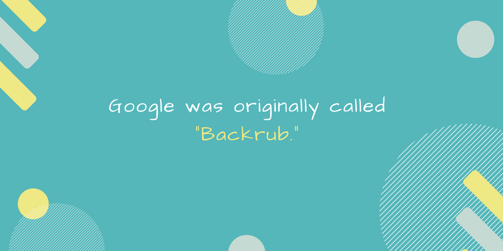 19 Illustrated Google Facts Because Our Friend 'Google ...