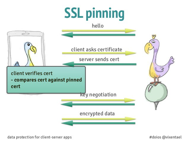how to bypass certificate validation ssl pinning infosec write