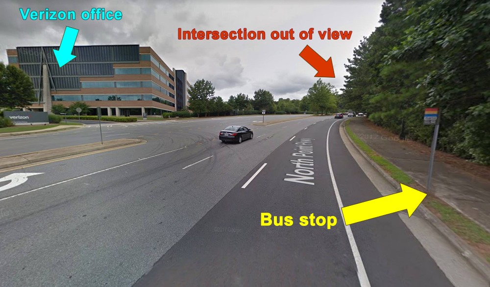 The deadly mismatch between bus stops & road design in Atlanta