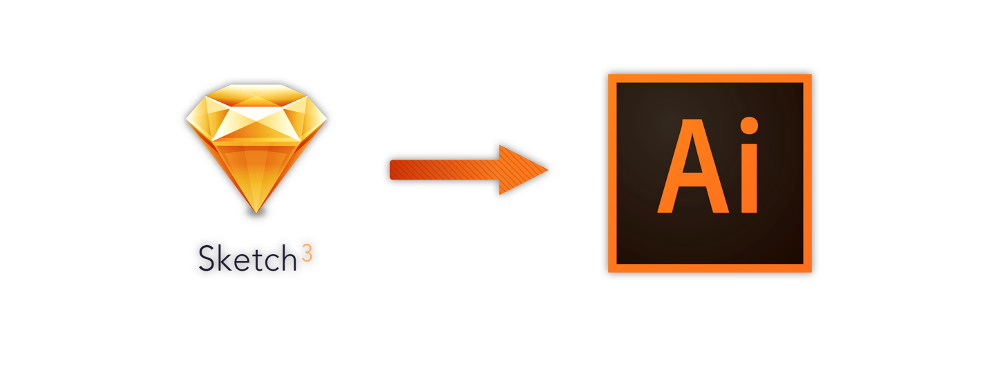 How Can You Turn Sketch To Adobe Illustrator